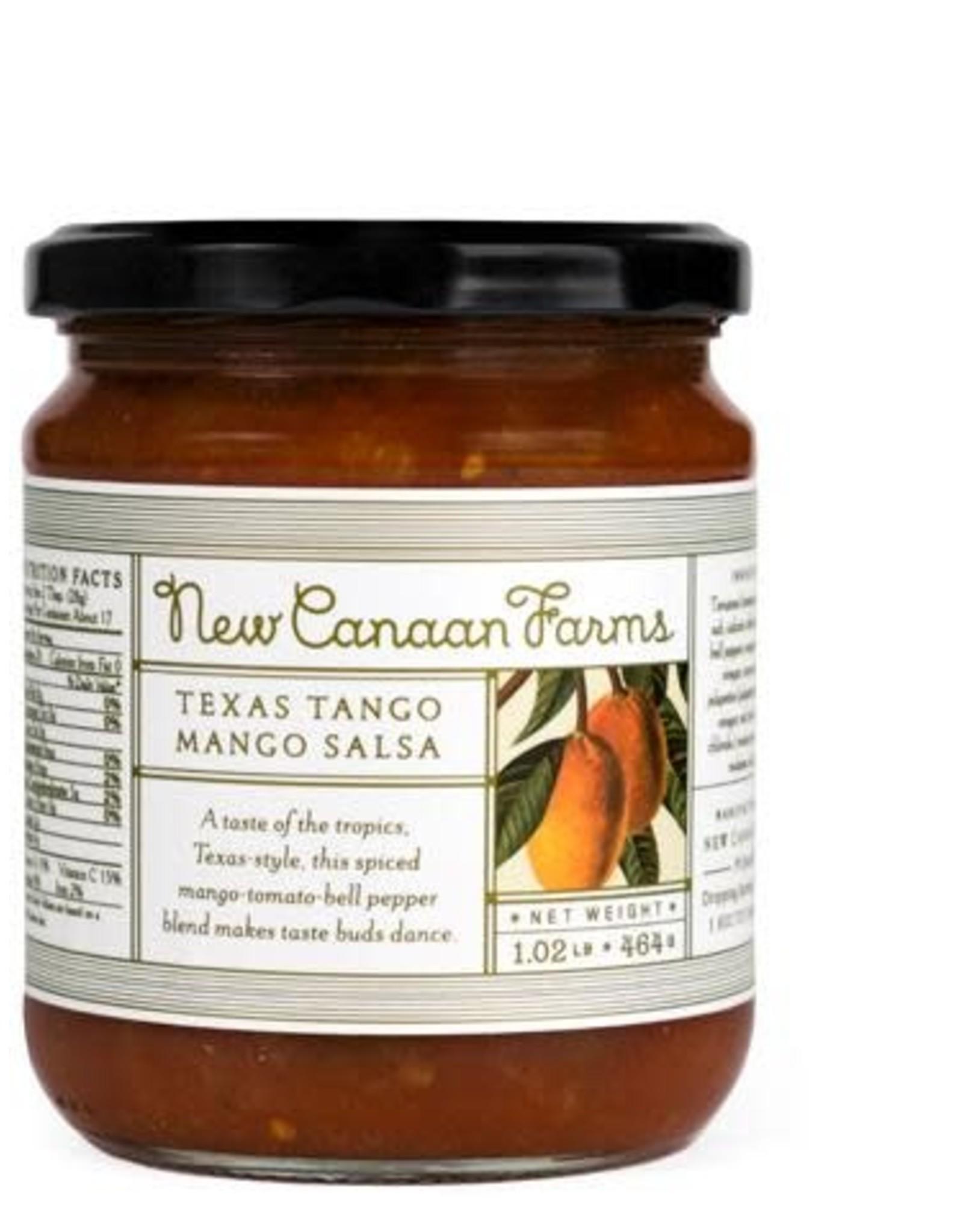 Texas Tango Mango Salsa