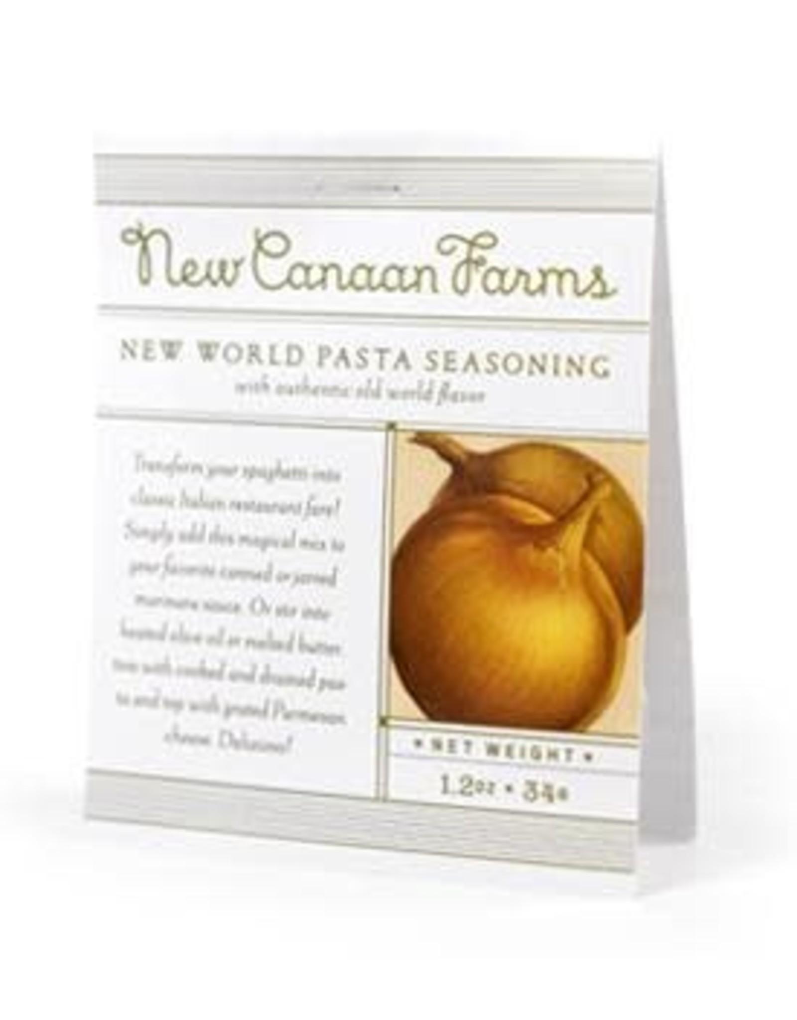 New World Pasta Seasoning
