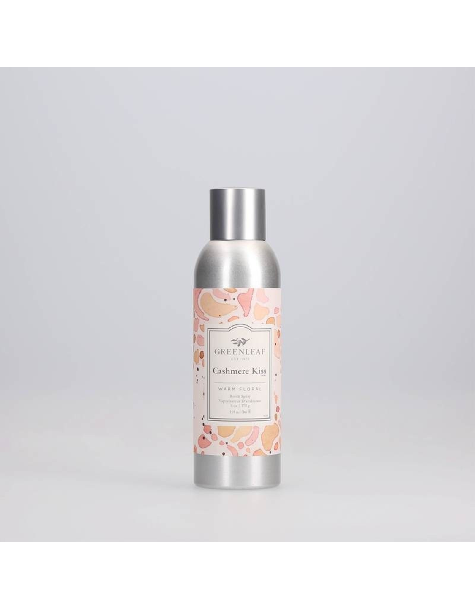 Greenleaf Cashmere Kiss Room Spray