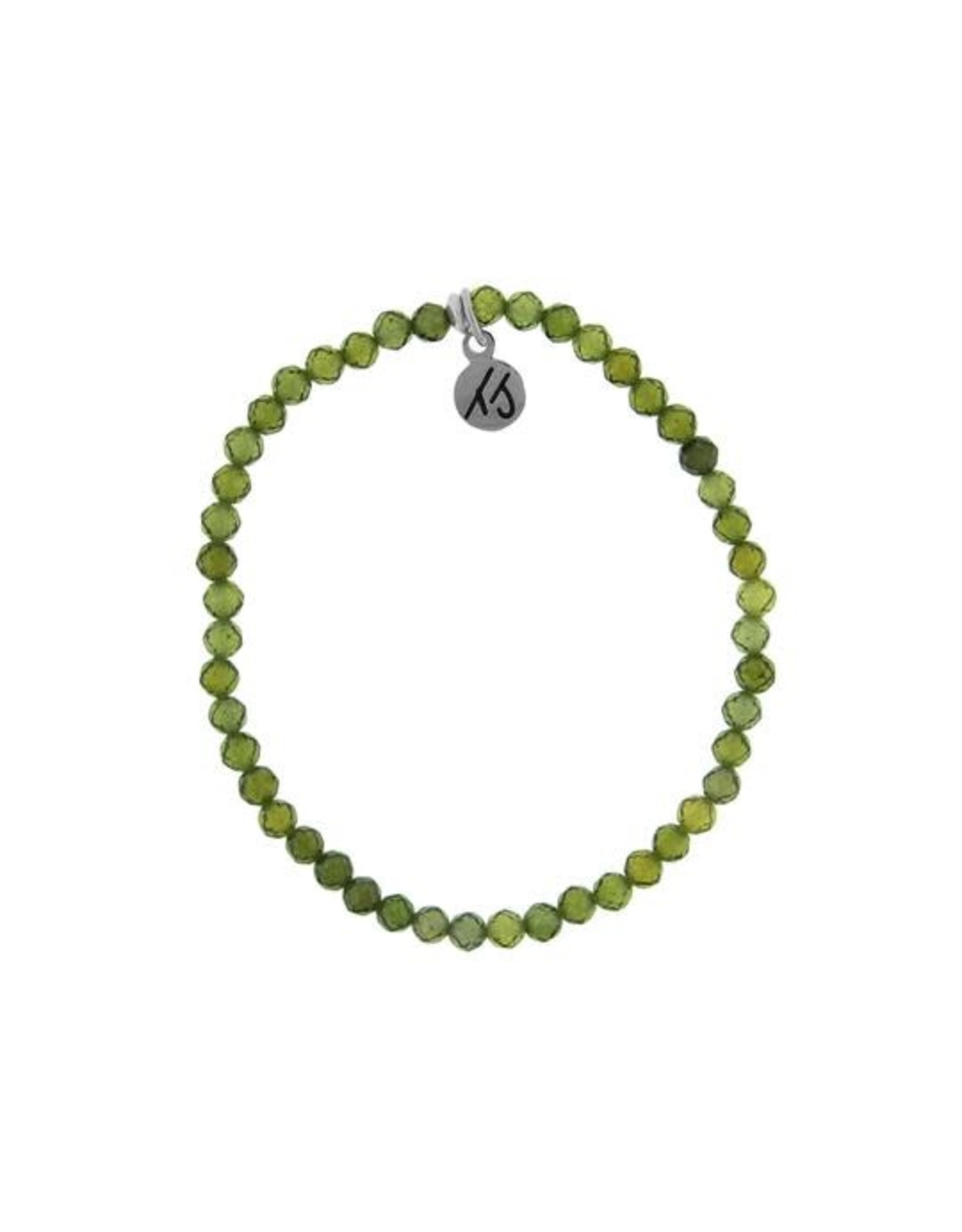 Little Blessings Olive Bracelet