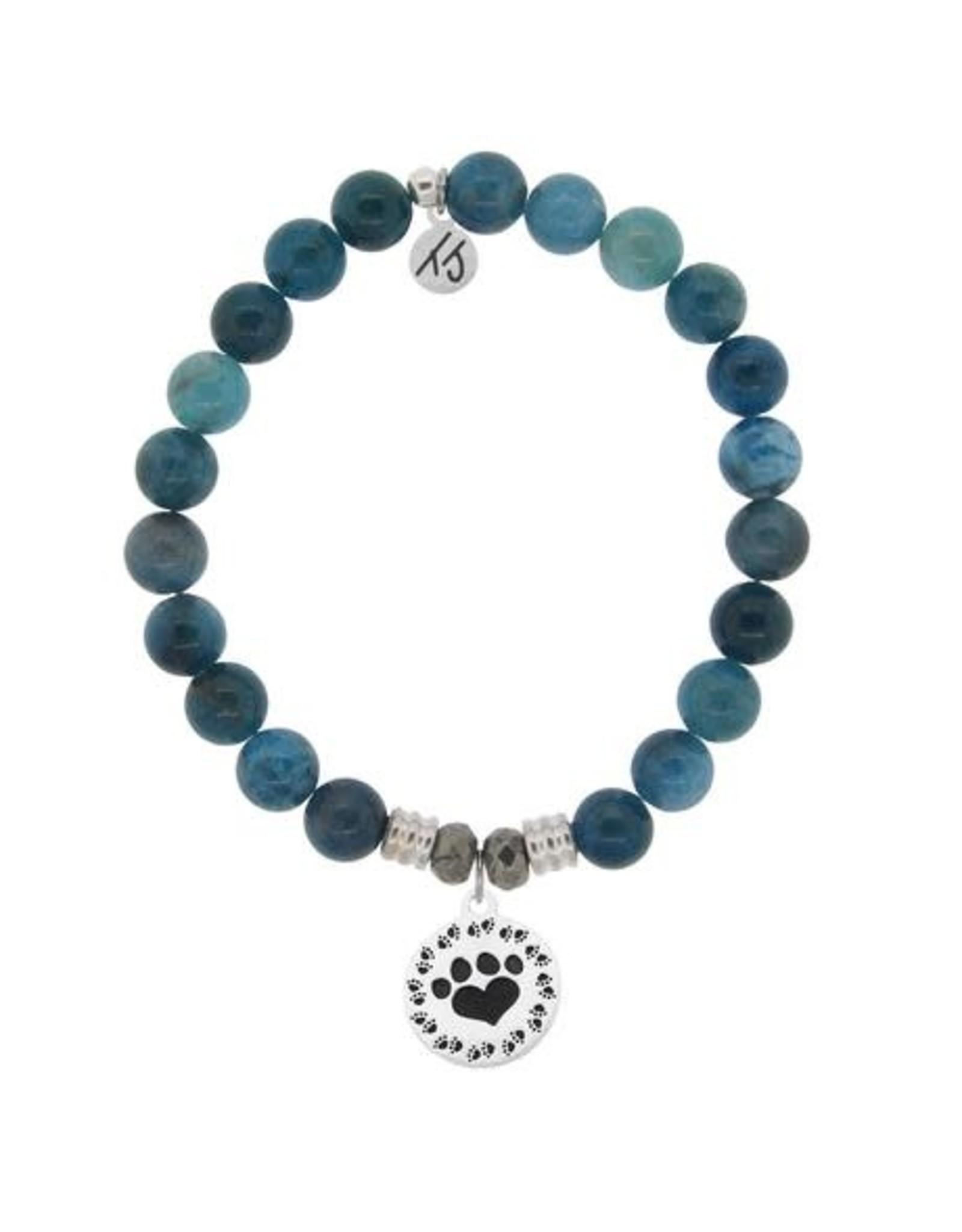 Paw Apatite Bracelet