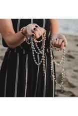 MSMH Rosary Of Love- Rose Gold