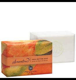 Clementine Shea Butter Bar Soap