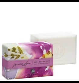Jasmine Plum Shea Butter Bar Soap