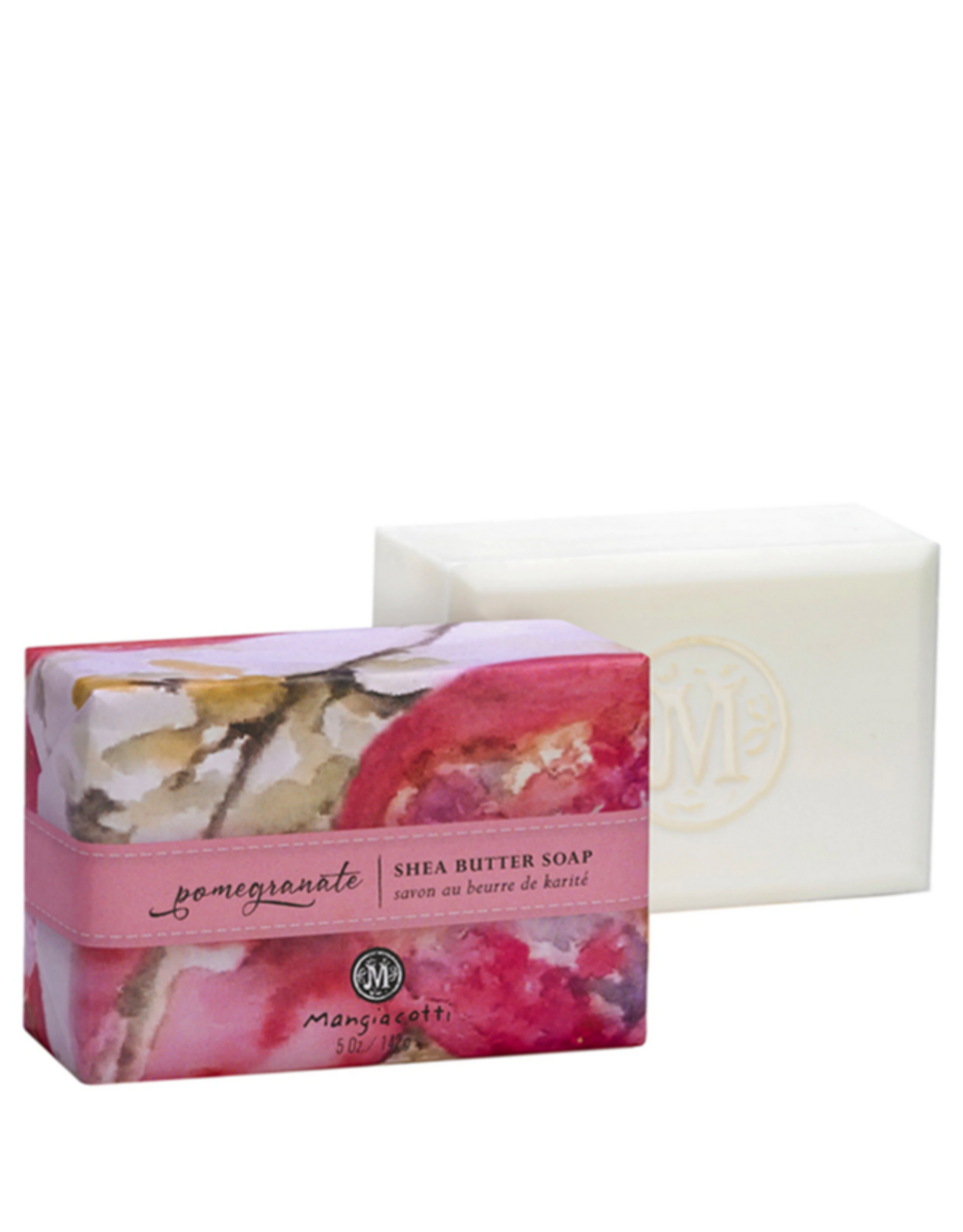 Pomegranate Shea Butter Bar Soap