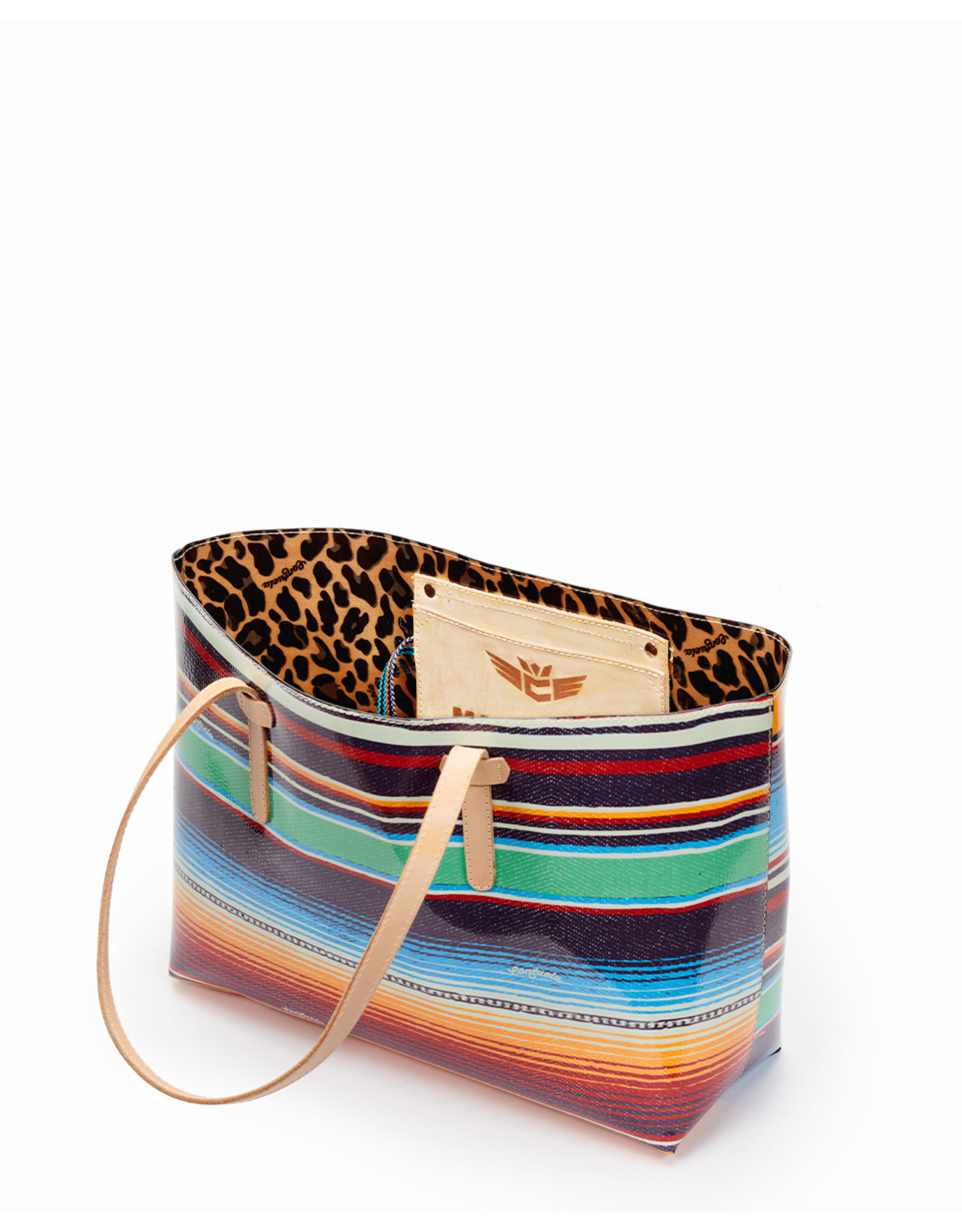 Breezy East West Tote - Deanna