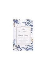 Greenleaf Classic Linen Sachet Small
