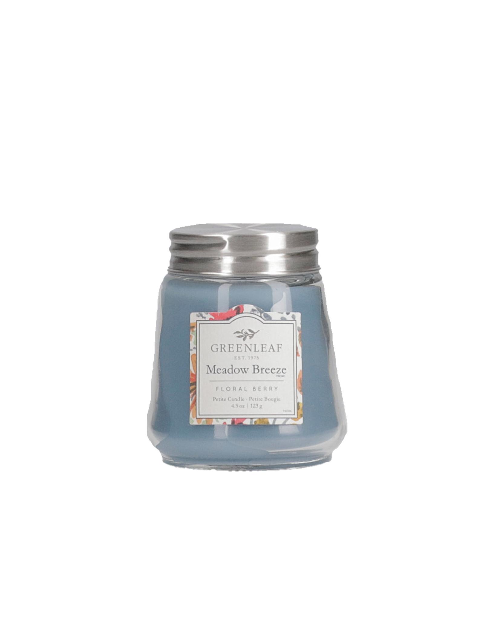 Greenleaf Meadow Breeze Candle Petite