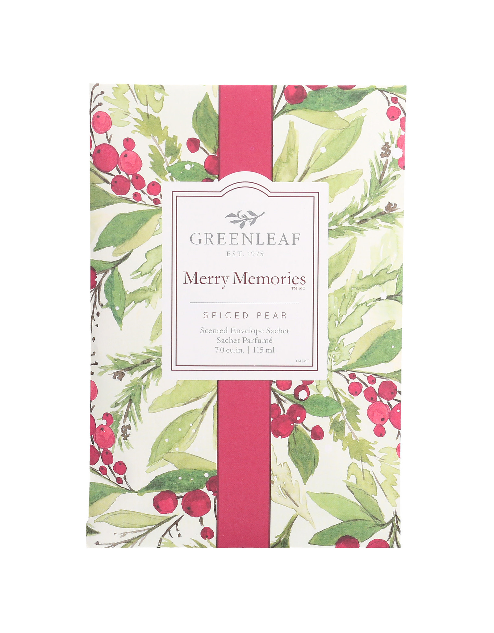 Greenleaf Merry Memories Sachet Large