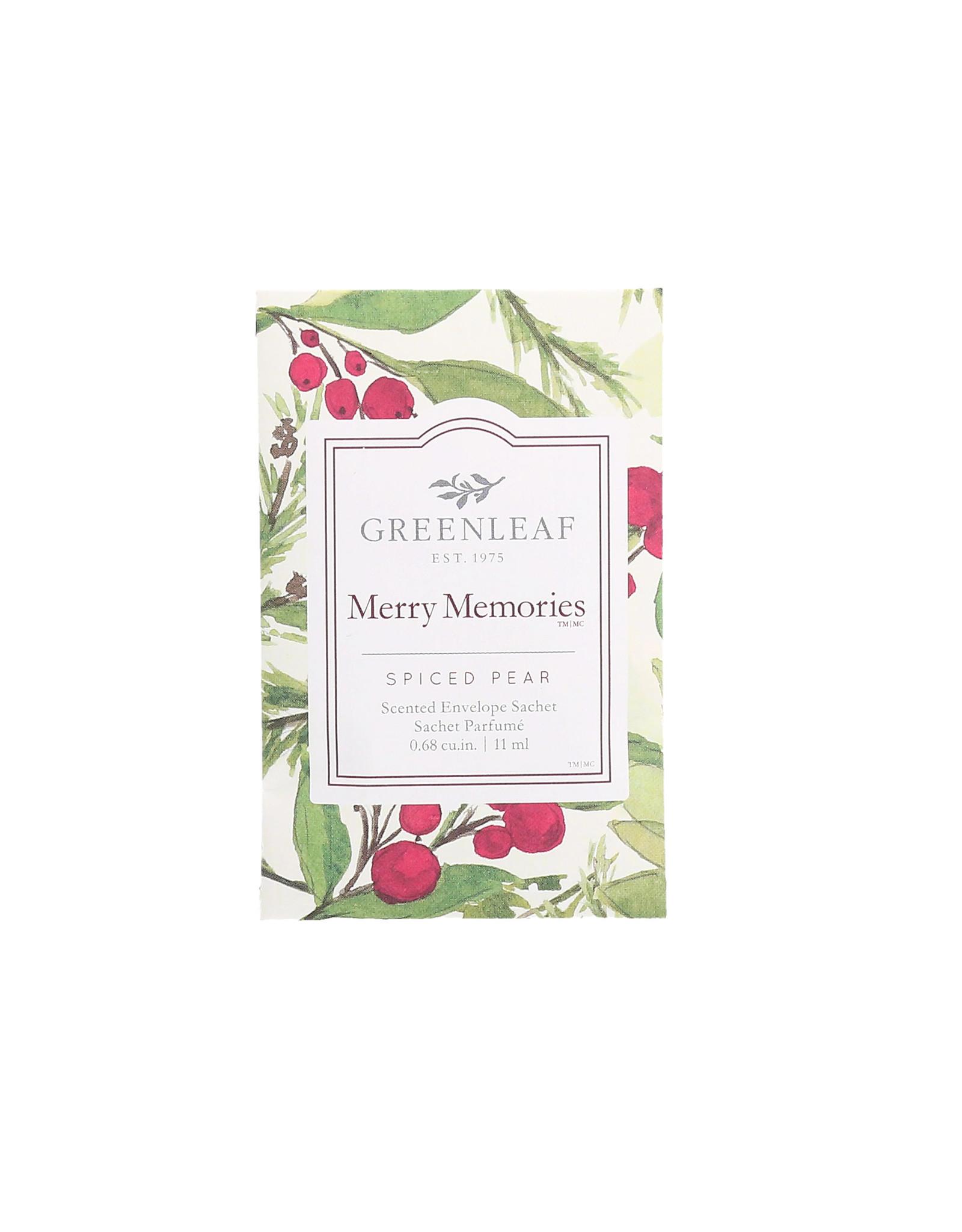 Greenleaf Merry Memories Sachet Small