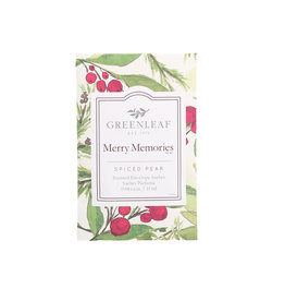 Greenleaf Merry Memories Sachet Small