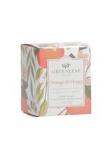 Greenleaf Orange & Honey Candle Votive