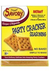Savory Cracker Mix Texas Chipiotle