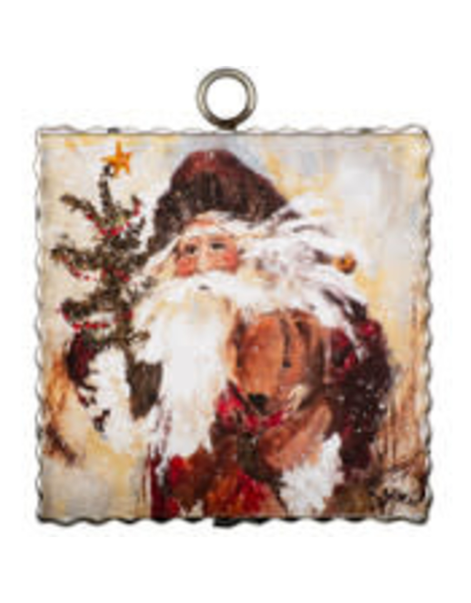 Mini Gallery A Tree For Teddy Santa Charm