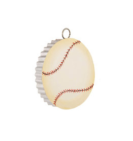Mini Gallery Baseball Charm
