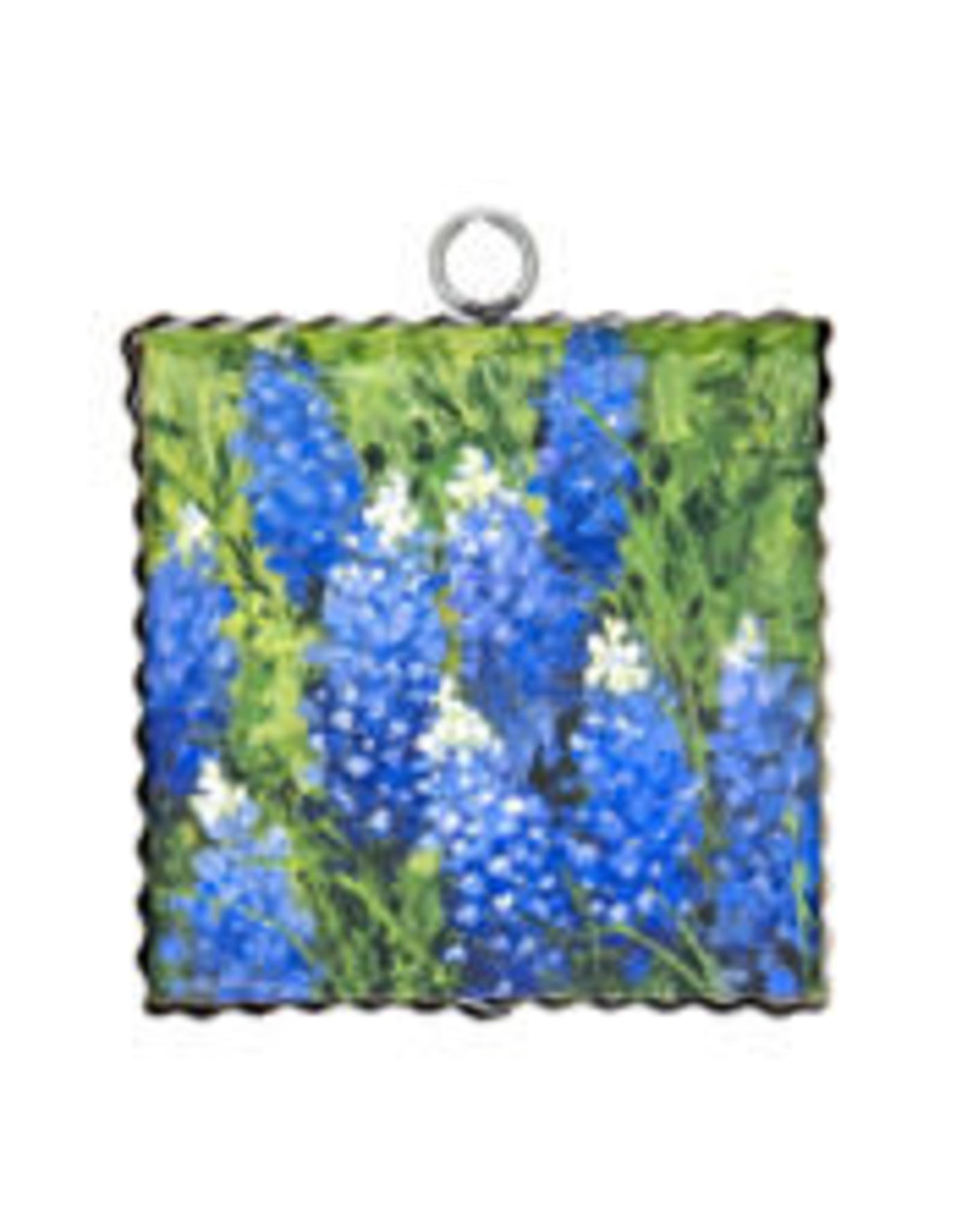 Mini Gallery Bluebonnet Charm