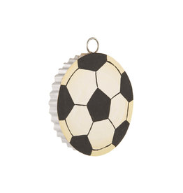 Mini Gallery Soccer Ball Charm