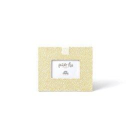 Gold Small Dot Mini Frame