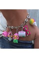 Charm-It Silver Bracelet