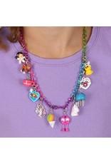 Charm-It Rainbow Chain Necklace