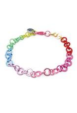 Charm-It Rainbow Bracelet
