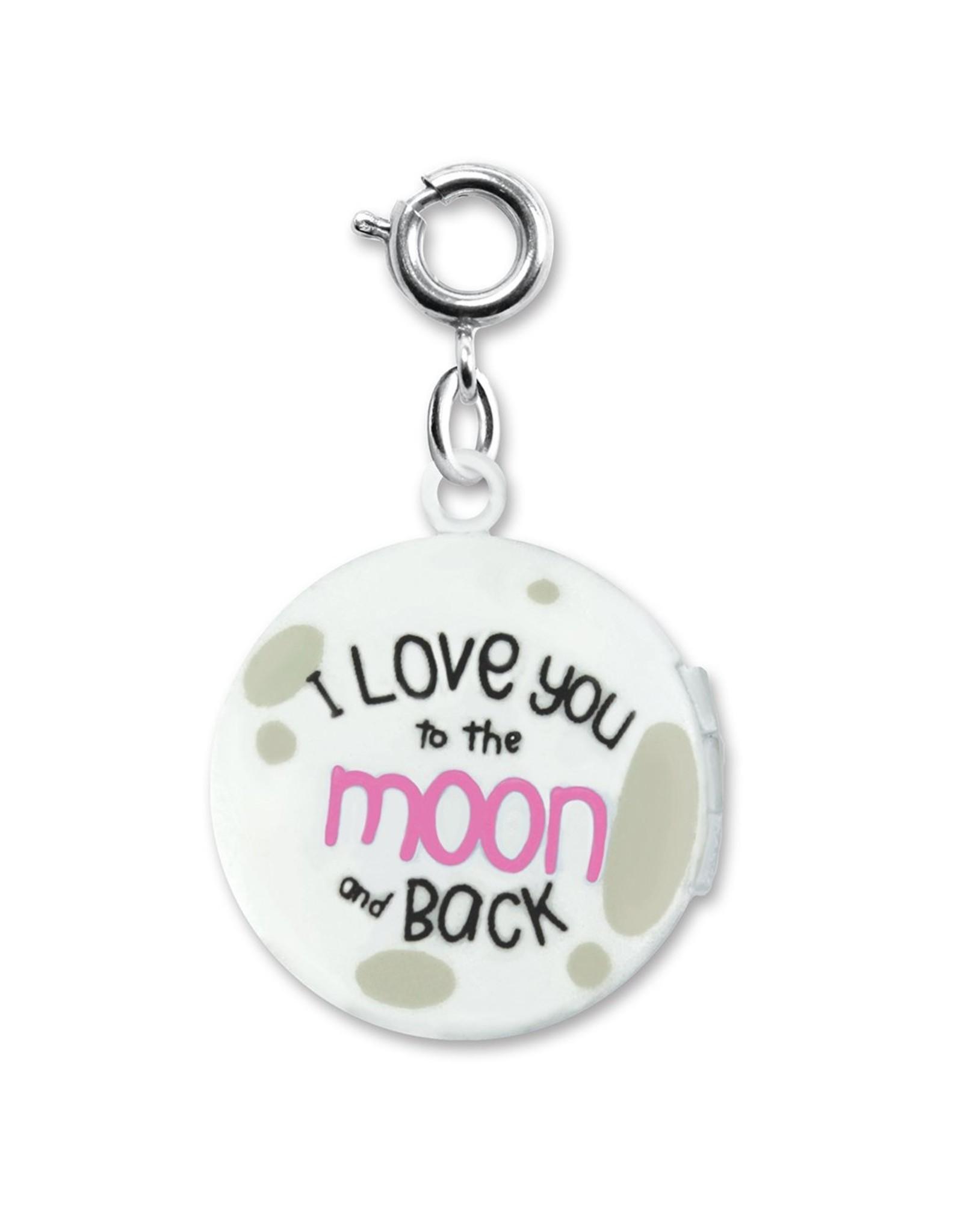 Charm-It Moon Locket