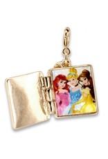 Charm-It Gold Princess Book