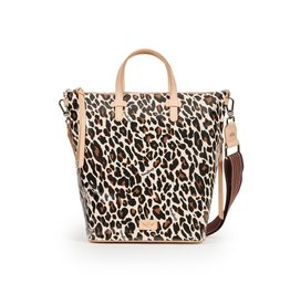 Mona Brown Leapord Sling