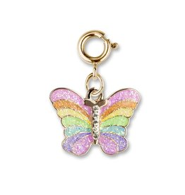 Charm-It Gold Butterfly