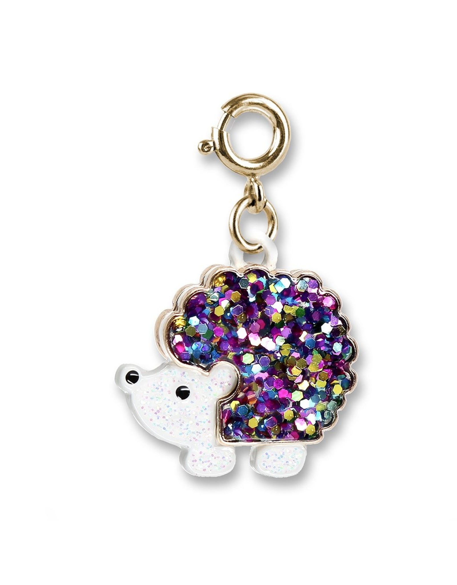 Charm-It Glitter Hedgehog