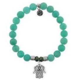 Hand of God Amazonite Bracelet