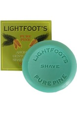 Lightfoot's Pure Pine Shave Creme