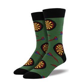 Socks Bullseye-Ivy Mens