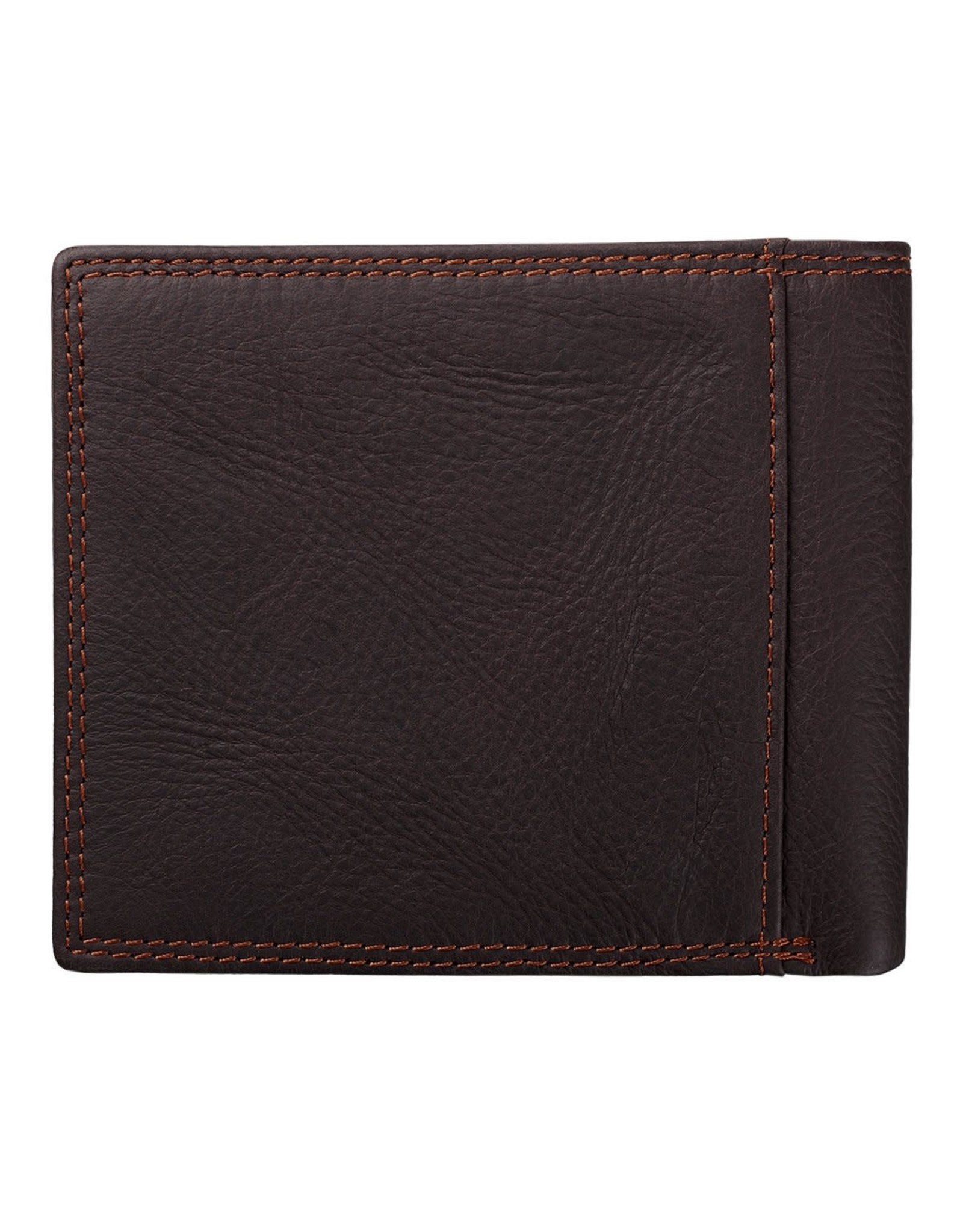 Wallet - Leather in Tin - Strong/Courageous