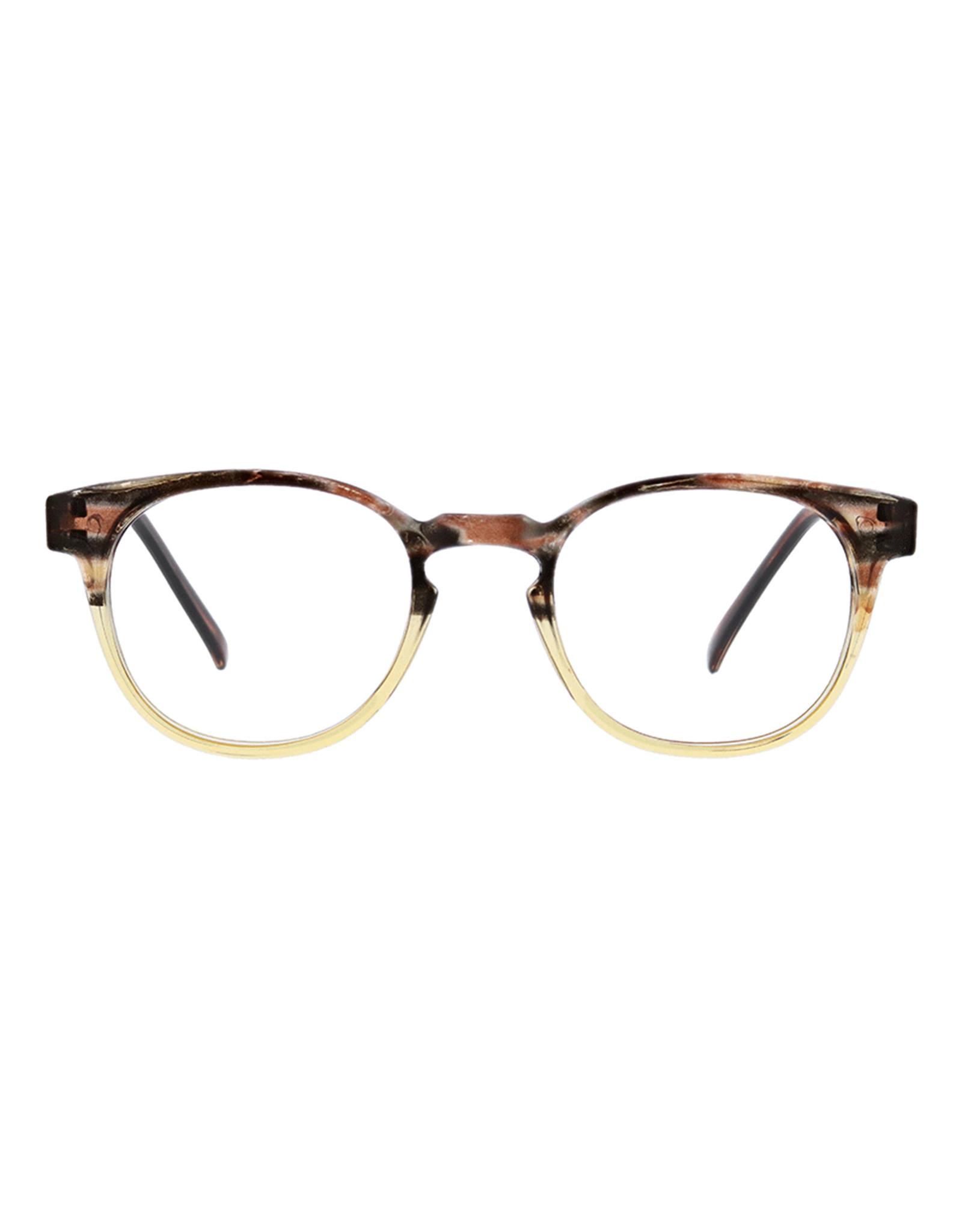 Peepers Dynomite - tan/brown +2.25