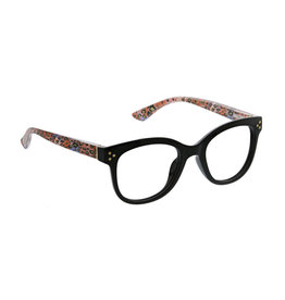 Peepers Jungle Fusion Black Leopard + 1.75
