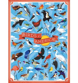 True South Birds of North America Puzzle