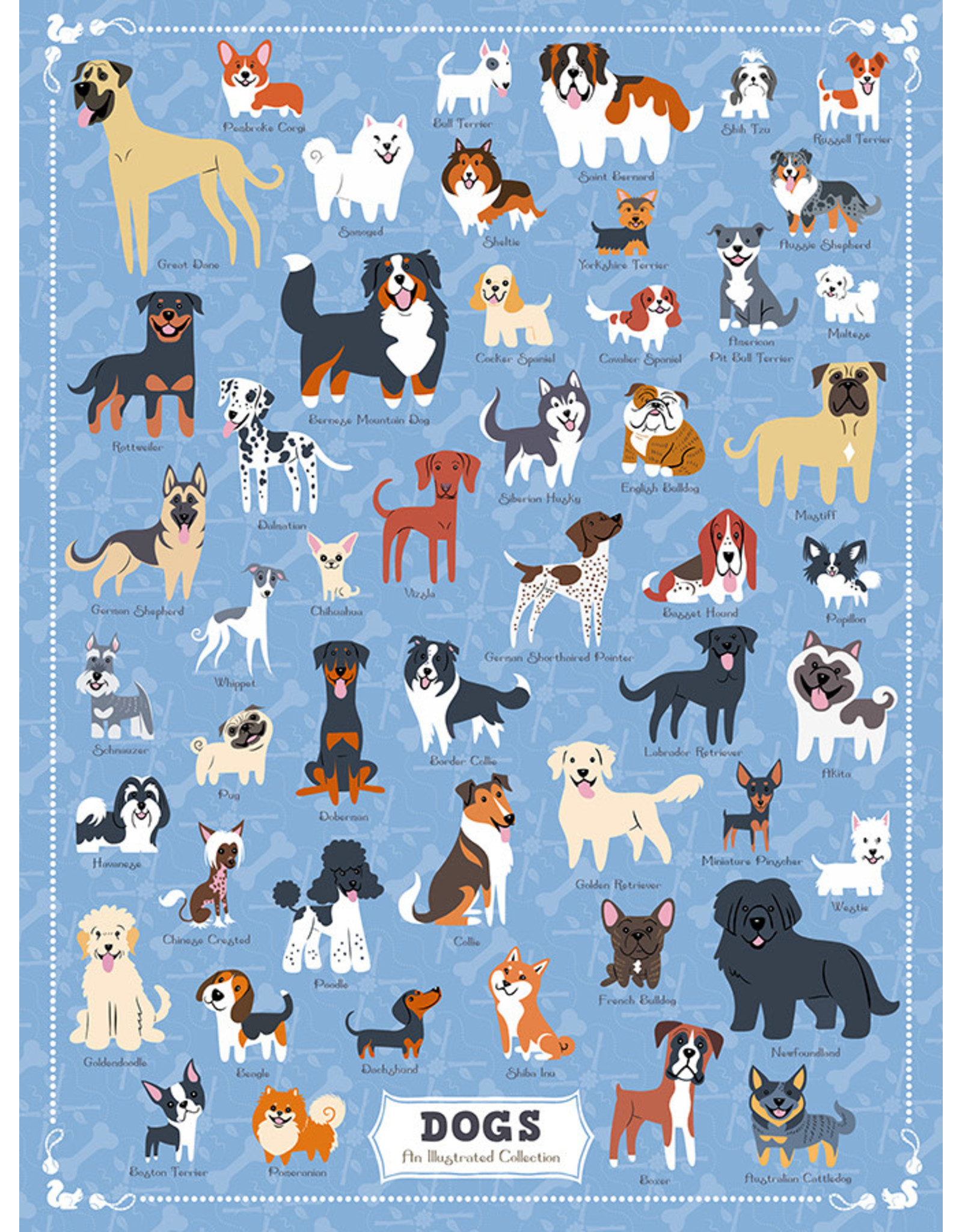 True South Dogs Puzzle