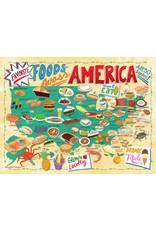 True South Foods Across America Puzzle