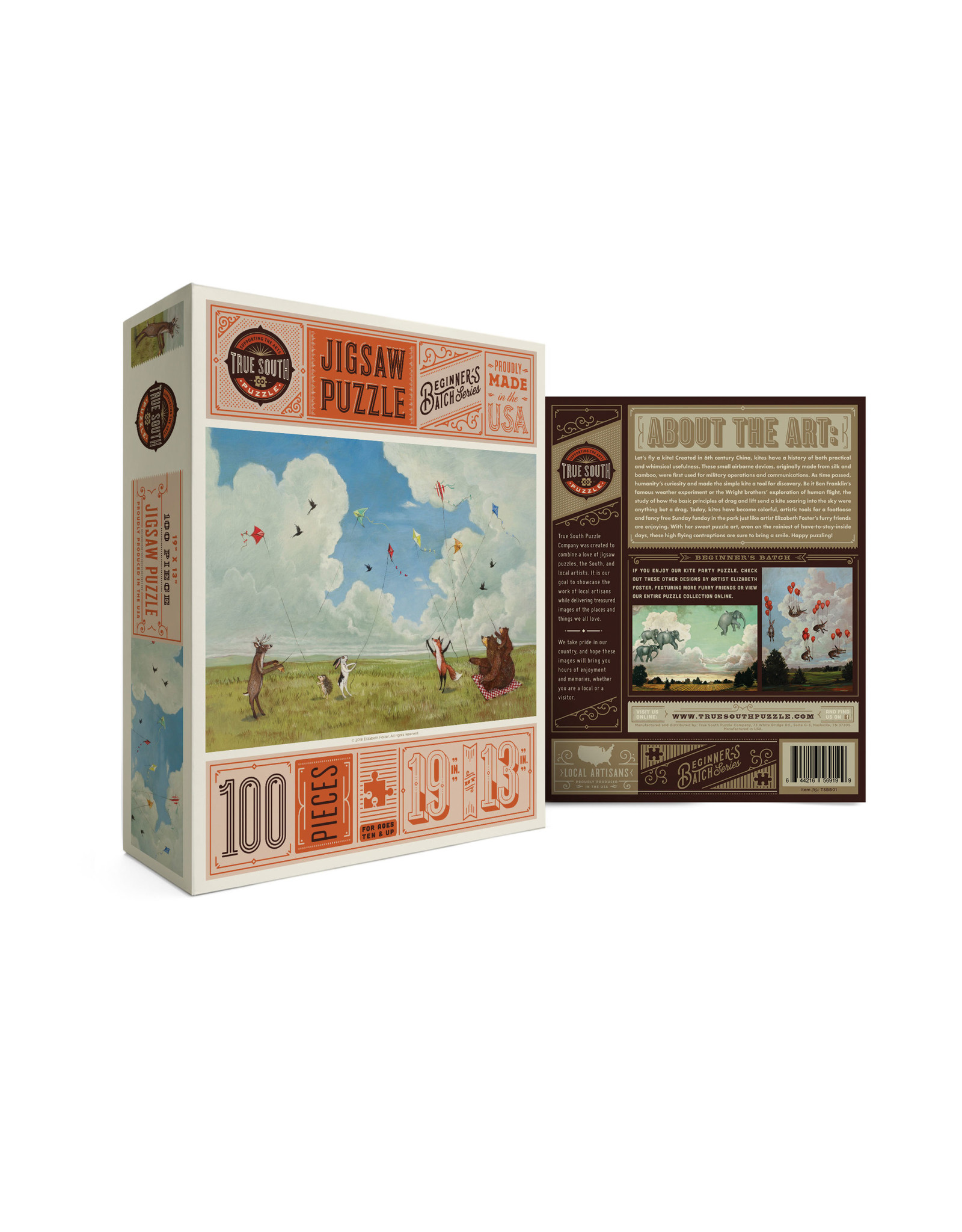 True South Kite Party Puzzle