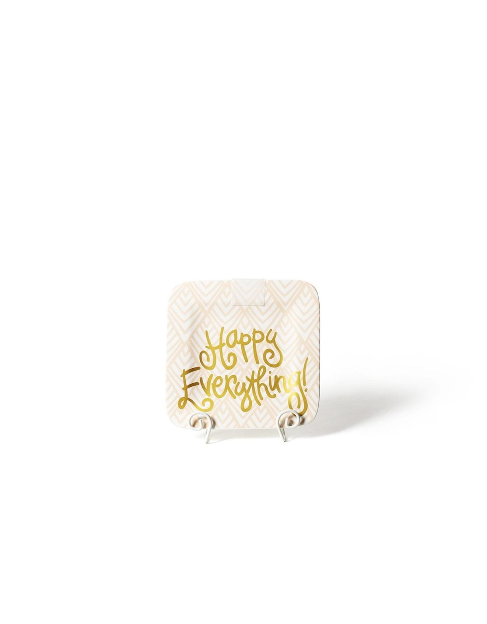 Layered Diamond Happy Everything Mini Platter