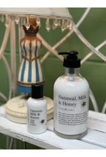 Oatmeal Milk & Honey Goat Milk Lotion 8oz