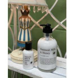 Oatmeal Milk & Honey Goat Milk Lotion 2oz