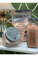 Oatmeal Milk & Honey Dead Sea Salt Blend