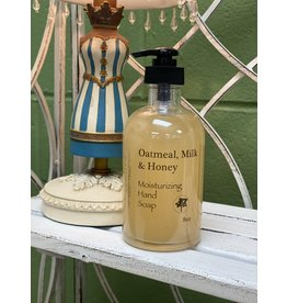 Oatmeal Milk & Honey Moisturizing Hand Soap 8oz