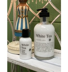 White Tea Goat Milk Lotion 2oz