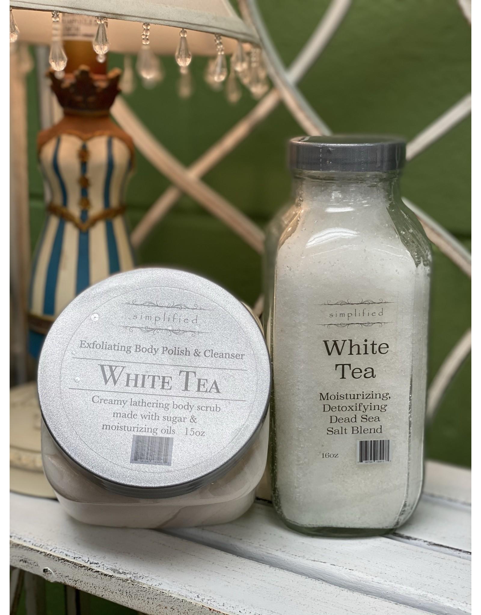 White Tea Body Polish & Cleanser