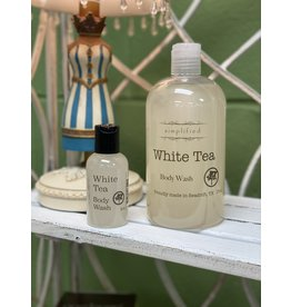 White Tea Body Wash 17oz