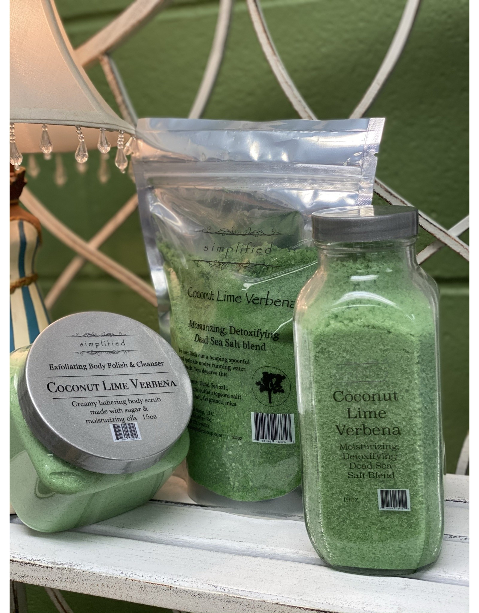 Coconut Lime Verbena Body Polish & Cleanser ONE SIZE