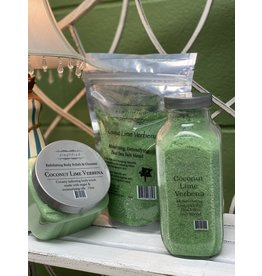 Coconut Lime Verbena Body Polish & Cleanser